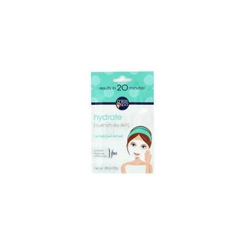 Facial Sheet Mask Hydrate - 1 Count by Miss Spa (pack of 4)