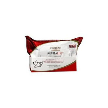 L'oreal Paris Revitalift Wet Cleansing Towelettes, 30 Count (Pack of 3)