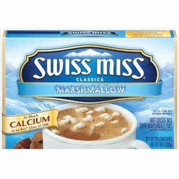 Swiss Miss Hot Cocoa Mix with Mini Marshmallows, 10 Count (Pack of 12)