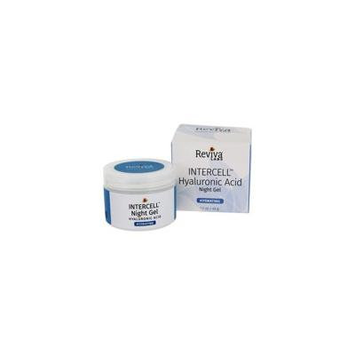 Intercell Hyaluronic Acid Hydrating Night Gel - 1.5 oz. by Reviva Labs (pack of 2)