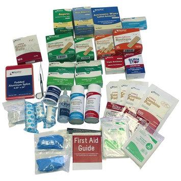 ProStat First Aid 0612BRF ANSI 2 Shelf Class B 2015 Refill