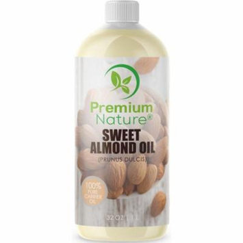 Sweet Almond Oil 32 oz Limited Edition 2.0