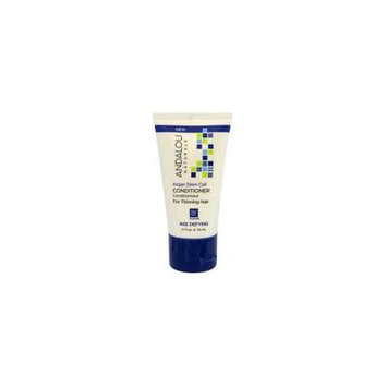 Age Defying Argan Stem Cell Conditioner - 1.7 fl. oz. by Andalou Naturals (pack of 4)