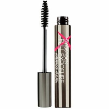 4 Pack - Smashbox Full Exposure Waterproof Mascara, Jet Black 0.27 oz