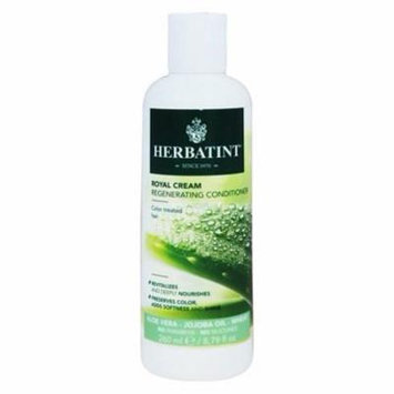 Royal Cream Regenerating Conditioner - 8.79 fl. oz. by Herbatint (pack of 2)