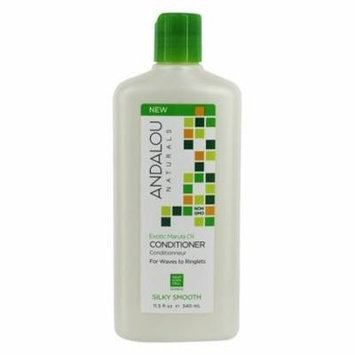 Exotic Marula Oil Silky Smooth Conditioner - 11.5 fl. oz. by Andalou Naturals (pack of 6)