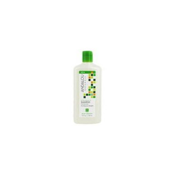 Exotic Marula Oil Silky Smooth Shampoo - 11.5 fl. oz. by Andalou Naturals (pack of 3)