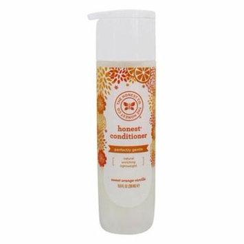 Honest Conditioner Sweet Orange Vanilla - 10 fl. oz. by The Honest Company (pack of 3)