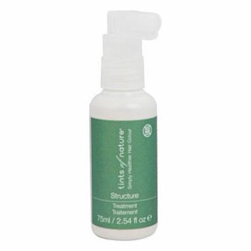 Structure Treatment - 75 ml. by Tints Of Nature (pack of 2)