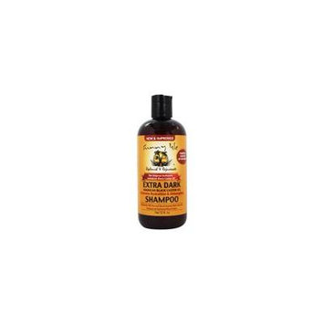 The Original Authentic Jamaican Black Castor Oil Hydration & Detangling Shampoo Extra Dark - 12 fl. oz. by Sunny Isle (pack of 1)