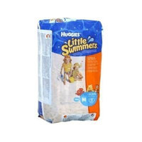 Huggies Little Swimmers Disposable Swimpants, Medium - 11 Count, 8 Pack