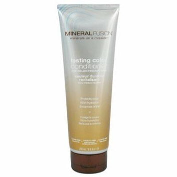 Conditioner Lasting Color For Color-Treated Hair - 8.5 fl. oz. by Mineral Fusion (pack of 4)