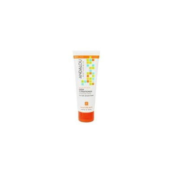 Argan Oil & Shea Moisture Rich Deep Conditioner - 5.8 fl. oz. by Andalou Naturals (pack of 12)