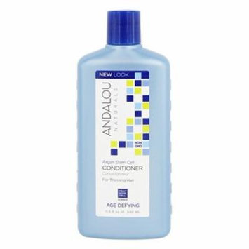 Argan Stem Cell Age Defying Conditioner - 11.5 fl. oz. by Andalou Naturals (pack of 3)