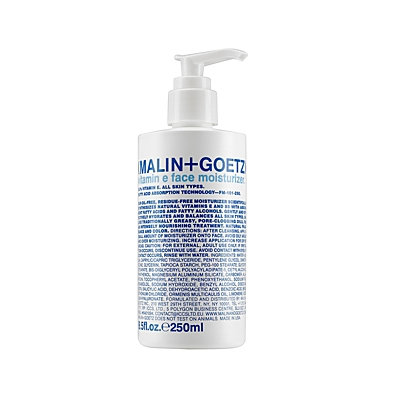 MALIN+GOETZ Vitamin E Face Moisturizer Pump