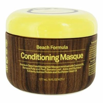 Beach Formula Conditioning Masque Hair Mask - 6 fl. oz. by Sun Bum (pack of 1)