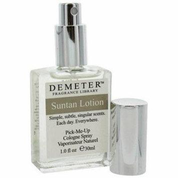 Cologne Spray Suntan Lotion - 1 fl. oz. by Demeter Fragrance (pack of 3)