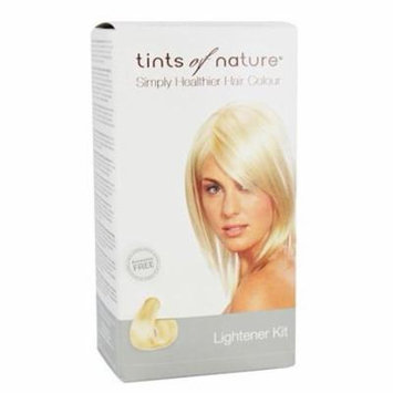 Conditioning Permanent Hair Lightener for Medium Brown to Blonde Hair by Tints Of Nature (pack of 1)