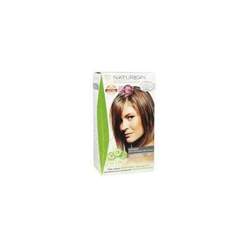 100% Permanent Hair Colour Dark Golden Copper Blonde 6.0 - 3.9 fl. oz. by Naturigin (pack of 3)