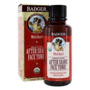 Organic After Shave Face Tonic - 4 fl. oz. by Badger (pack of 4)
