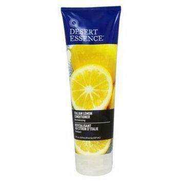 Conditioner Italian Lemon - 8 fl. oz. by Desert Essence (pack of 2)