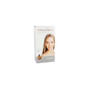 Conditioning Permanent Hair Highlight for Dark Brown to Blonde Hair by Tints Of Nature (pack of 6)