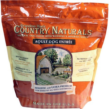 Grandma Mae's Country Naturals .GMC FOOD DOG ADULT 4