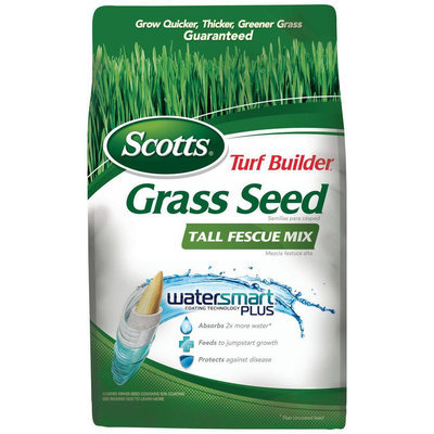 Scotts Turf Builder 3lb. Tall Fescue Mix Grass Seed (18320)