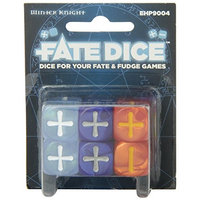 Evil Hat Productions Fate Core Dice: Winter Knight