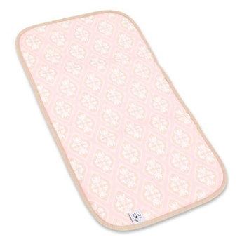 Ju Ju Be Memory Foam Changing Pad, Cobalt Blossoms