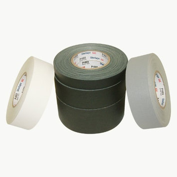 Shurtape P-665 General Purpose Gaffers Tape: 3 in. x 55 yds. (White)