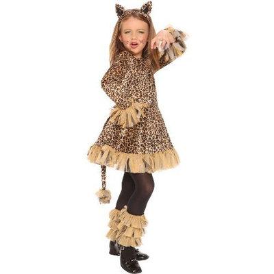 LF Products Pte. Ltd. Leopard Kids Costume