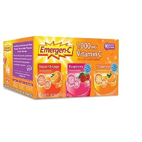 Emergen-C Variety Flavor Pack - 90 ct. by Emergen-C