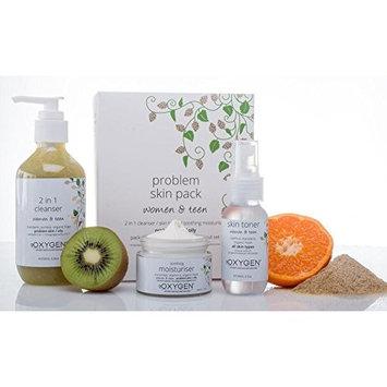 Oxygen Skincare Problem Skin Complete Set