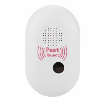 Keenso Electronic Ultrasonic Pest Mosquito Bug Mouse Repeller Repellent for Indoor Bedroom 90~240V, Electronic Ultrasonic Pest Repeller, Electronic Ultrasonic Mosquito Repeller