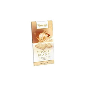 Schmerling's Choco Blanc Finest Swiss White Chocolate 3.5 oz.