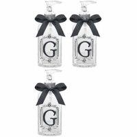 G - Monogram Soap/Lotion Dispen