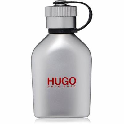 6 Pack - Hugo Iced By Hugo Boss Eau de Toilette Spray For Men 2.5 oz