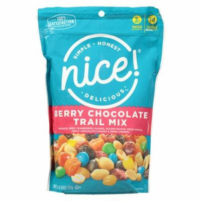 Nice! Berry Chocolate Trail Mix26.0 oz.(pack of 12)