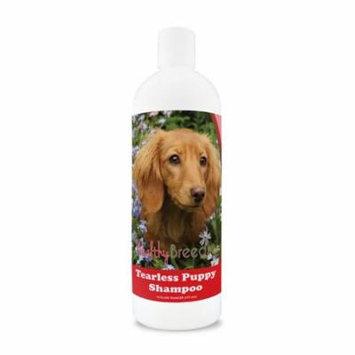 Healthy Breeds 840235105794 Dachshund Tearless Puppy Dog Shampoo