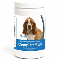 Healthy Breeds 192959009507 Basset Hound all in one Multivitamin Soft Chew - 90 Count