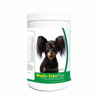 Healthy Breeds 840235179559 Russian Toy Terrier Multi-Tabs Plus Chewable Tablets - 365 Count