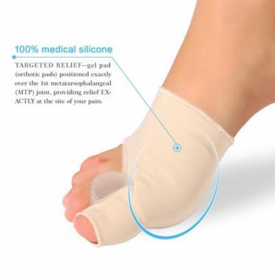 Big Toe Varus Supporter Straightener Comfortable Toe Separator Pain Relief