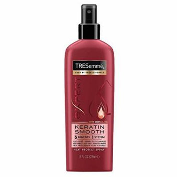 TRESemme Keratin Smooth Heat Protect Spray 8oz (6 pack)
