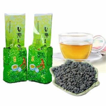 Girl12Queen 250g Organic Slimming Health Care Anti-Aging Taiwan Ginseng Oolong Tea Gift