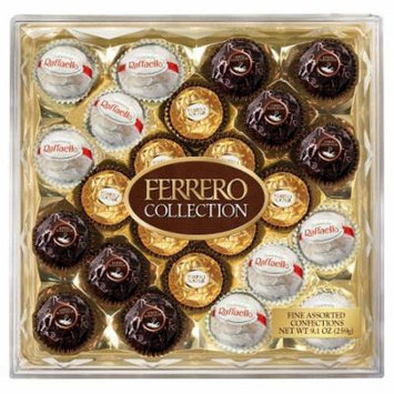 Ferrero Rocher Candy Collection9.1 oz.(pack of 1)