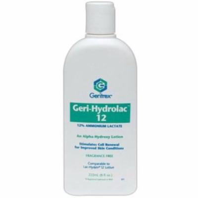 2 Pack - Geri-Hydrolac 12% Lotion 8 oz