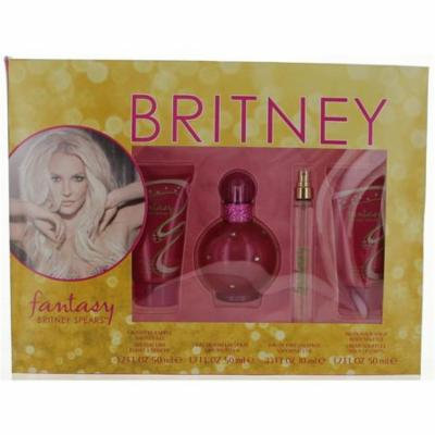 Britney Spears Fantasy Women's Perfume Gift Set, Multicolor
