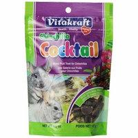 VitaKraft Chinchilla Cocktail Treats 4.5 oz - Pack of 10