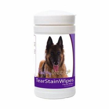 Healthy Breeds 840235152002 Belgian Tervuren Tear Stain Wipes
